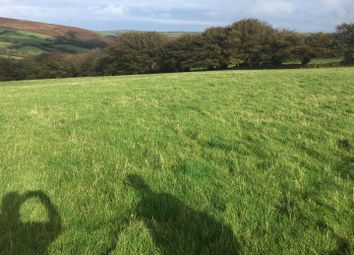 Thumbnail Land for sale in Coulsworthy Farm, Combe Martin, Ilfracombe