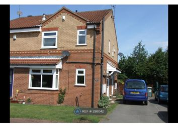 Thumbnail 1 bed semi-detached house to rent in Plover Way, Leeds