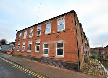 Thumbnail 2 bed flat to rent in Spa Lane, Derby