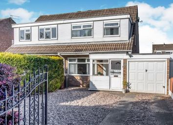 Thumbnail 3 bed semi-detached house for sale in Dawlish Drive, Southport, Merseyside