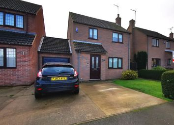 Thumbnail 3 bed detached house for sale in Boy Lane, Edwinstowe, Mansfield