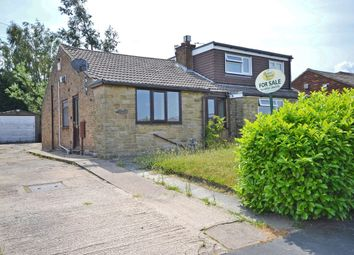 Thumbnail 2 bed semi-detached bungalow for sale in Coxley View, Netherton, Wakefield