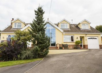 Thumbnail 4 bed detached house for sale in Parc Seymour, Penhow, Caldicot