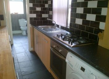 Thumbnail 3 bed terraced house to rent in Latham Road, Earlsdon, Coventry
