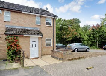 Thumbnail 2 bed end terrace house for sale in Gilpin Close, Houghton Regis, Dunstable