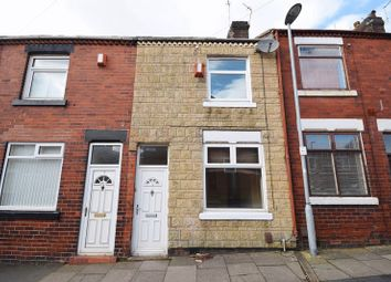 Thumbnail 2 bed terraced house for sale in Kelsall Street, Burslem, Stoke-On-Trent