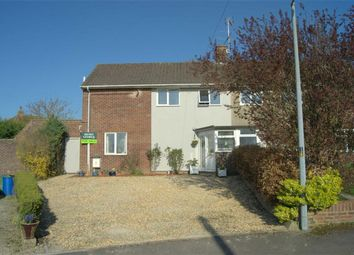 Thumbnail 3 bed semi-detached house for sale in Savernake Crescent, Marlborough, Wiltshire