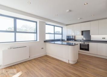 Thumbnail 1 bed flat to rent in Clarendon Road, London