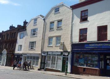 Thumbnail 1 bedroom flat to rent in New Bridge Street, Exeter