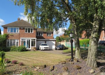 Thumbnail 4 bed detached house for sale in Cotysmore Road, Sutton Coldfield