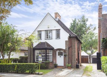 Crossways, Gidea Park RM2. 3 bed detached house
