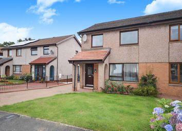 Thumbnail 3 bed semi-detached house for sale in Ochilmount, Bannockburn, Stirling