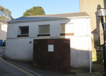 Thumbnail Commercial property for sale in Market Hill, St. Austell