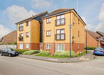 Thumbnail 2 bed flat for sale in Queensbury Lane, Monkston Park, Milton Keynes