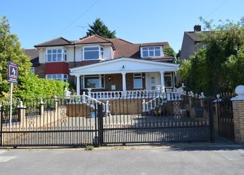 Thumbnail 5 bed semi-detached house for sale in Stoneleigh Road, Clayhall