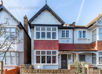 Thumbnail 5 bed terraced house for sale in Highview Road, Ealing