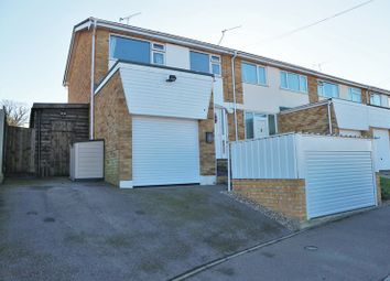 Thumbnail 3 bed end terrace house for sale in Dockfield Avenue, Dovercourt, Harwich