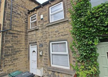 Thumbnail 1 bed terraced house to rent in Lockwood Buildings, Station Road, Honley