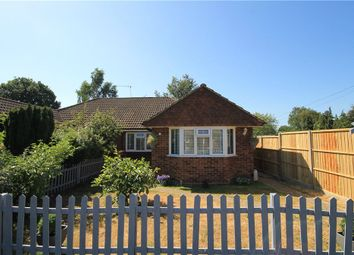 Thumbnail 3 bed semi-detached bungalow for sale in Hermitage Woods Crescent, Woking, Surrey