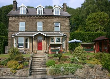 Thumbnail 9 bed detached house for sale in Robertswood House, Farley Hill, Matlock