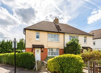 Thumbnail 3 bed semi-detached house for sale in Cedar Grove, London