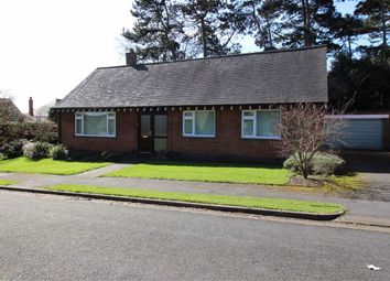 Thumbnail 3 bedroom detached bungalow for sale in The Close, Arlington Road, Derby