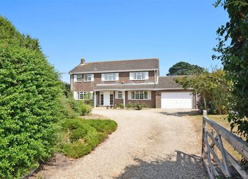 Thumbnail 4 bed detached house for sale in Angmering Lane, East Preston, West Sussex