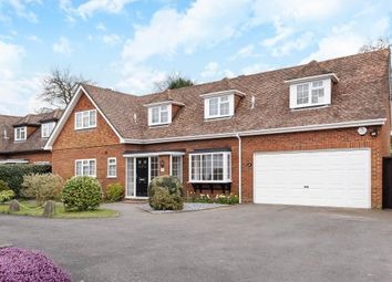 Thumbnail 3 bed detached house to rent in Tudor Park, Amersham