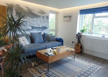 Thumbnail 2 bed flat to rent in Navena Court, Effra Road, Brixton, London