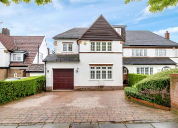 Thumbnail 5 bedroom semi-detached house for sale in Cotswold Way, Enfield