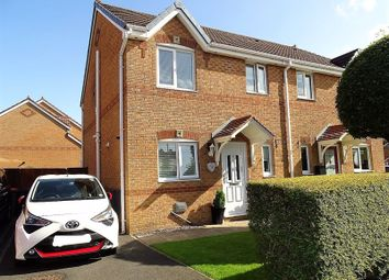 Thumbnail 3 bed semi-detached house for sale in Broughton Tower Way, Fulwood, Preston