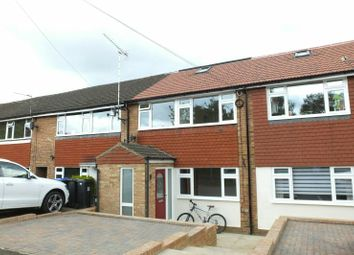 Thumbnail 4 bed terraced house for sale in Inkerman Road, Knaphill, Woking