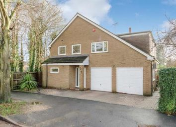 Thumbnail 4 bedroom detached house for sale in Otter Close, Bletchley, Milton Keynes