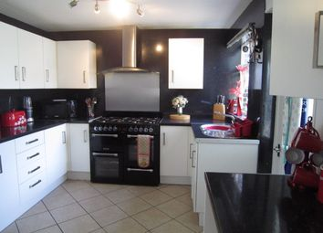 Thumbnail 3 bedroom terraced house to rent in Thackeray Gardens, Honicknowle, Plymouth.