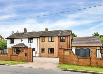 Thumbnail 4 bed detached house for sale in Browns Lane, Nottingham