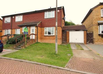 3 bed semi-detached house for sale in Woodchurch Close, Chatham, Kent ME5