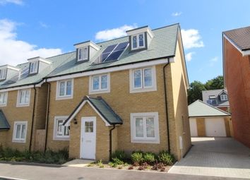 Thumbnail 4 bed detached house to rent in Dragons Way, Church Crookham, Fleet