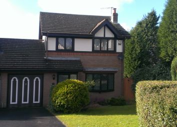 Thumbnail 3 bed detached house to rent in Parklands, Elmers Green, Skelmersdale