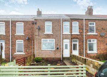 Thumbnail 3 bedroom terraced house to rent in East Terrace, Hesleden, Hartlepool