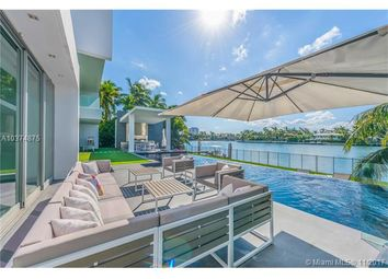 Thumbnail 4 bed property for sale in 2324 N Bay Rd, Miami Beach, Fl, 33140