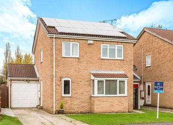 Thumbnail 4 bed detached house to rent in Highfields Way, Holmewood, Chesterfield