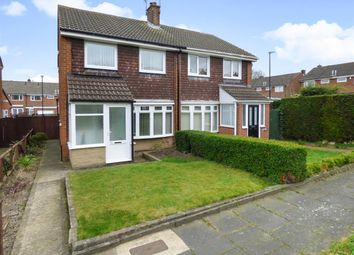 Thumbnail 2 bed semi-detached house for sale in Moorsfield, Houghton Le Spring