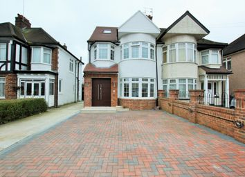 Thumbnail 4 bedroom semi-detached house for sale in Hall Lane, Hendon