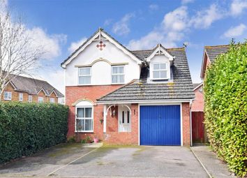 Thumbnail 3 bed detached house for sale in Camelia Close, Littlehampton, West Sussex