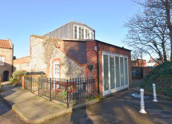 Thumbnail 1 bed semi-detached house for sale in The Croft, Cromer