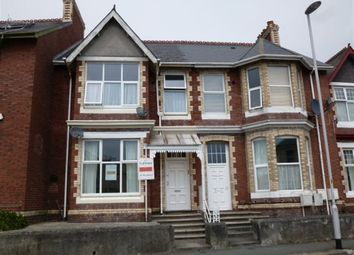 Thumbnail 1 bed maisonette to rent in Mount Gould Road, Plymouth