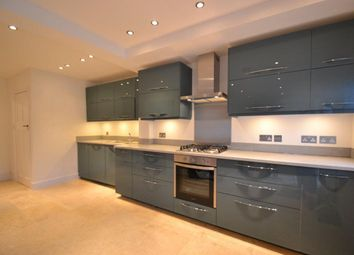 Thumbnail 3 bed terraced house to rent in Saxon Drive, London