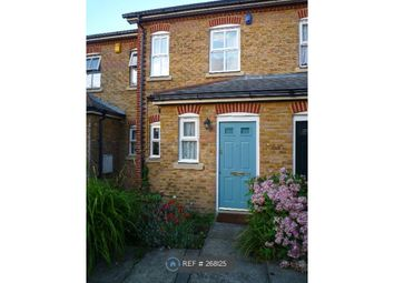 Thumbnail 2 bed terraced house to rent in Heather Close, London