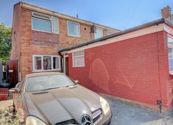 Thumbnail 4 bed semi-detached house for sale in Lord Street, Walsall