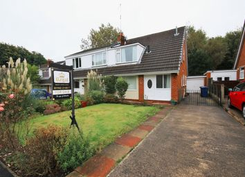 Thumbnail 3 bed semi-detached house for sale in Dereham Way, Wigan
